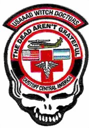Bild von Dustoff Central America Patch