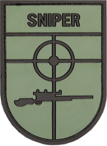 Picture of Sniper PVC Rubber Patch