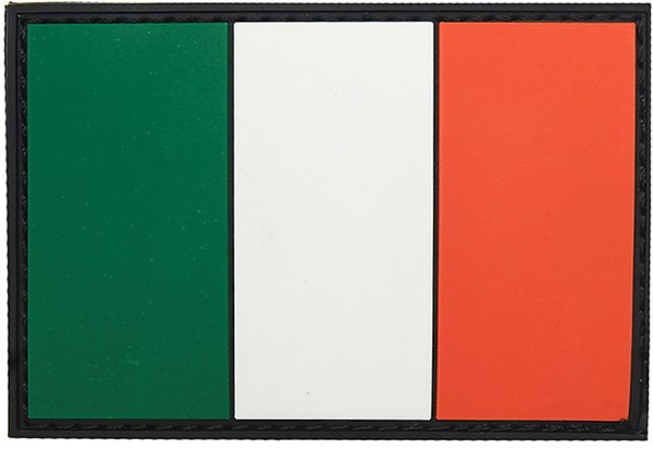 Photo de Irland Flagge PVC Rubber Patch