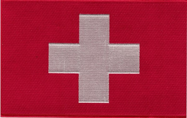 Picture of Swiss flag Patches