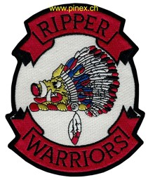 "Bild von VF-11 Fighter Squadron ""Ripper Warriors"" WWII"