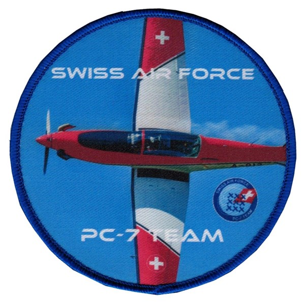 Photo de PC-7 Team Print Patch