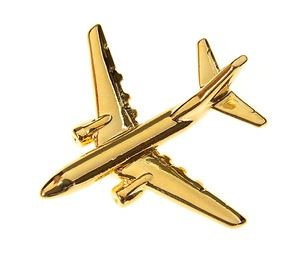 Photo de Boeing 737-600 Flugzeug Pin