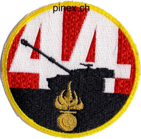 Picture of Artillerie Regiment 44  Badge gelb