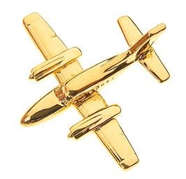 Photo de Cessna 421 Flugzeug Pin