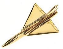 Picture of F106 Delta Dart Jet Pin