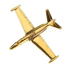 Picture of Fouga Magister Flugzeug Pin