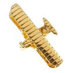 Bild von Wright Flyer Kitty Hawk Flyer Pin