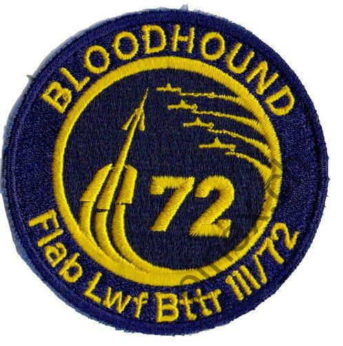 Photo de Bloodhound Lwf Batterie 3-72 dunkelblau