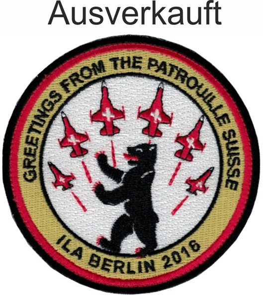 Picture of ILA Berlin Patch 2016