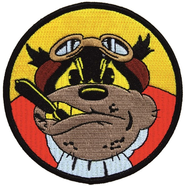 Photo de Flying Bulldog Pilot Fun Patch