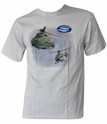 Photo de Lufttransport Staffel 8 Schweizer Luftwaffe T-Shirts