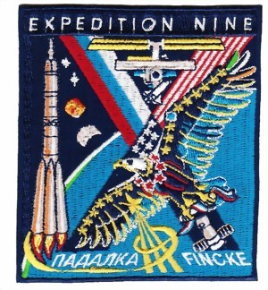 Photo de ISS Expedition 9 Mission Patch ISS