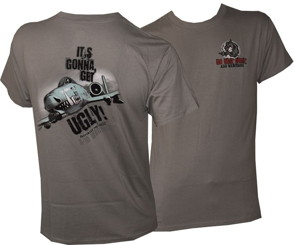 Picture of A10 Warthog T-Shirt It`s gonna get ugly