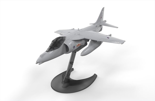 Photo de Airfix Harrier Jet Baustein Set