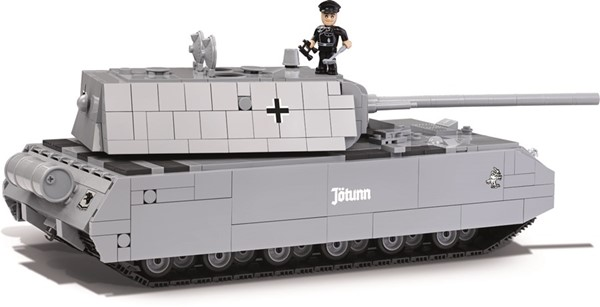 Photo de Cobi World of Tanks Maus VIII Panzer