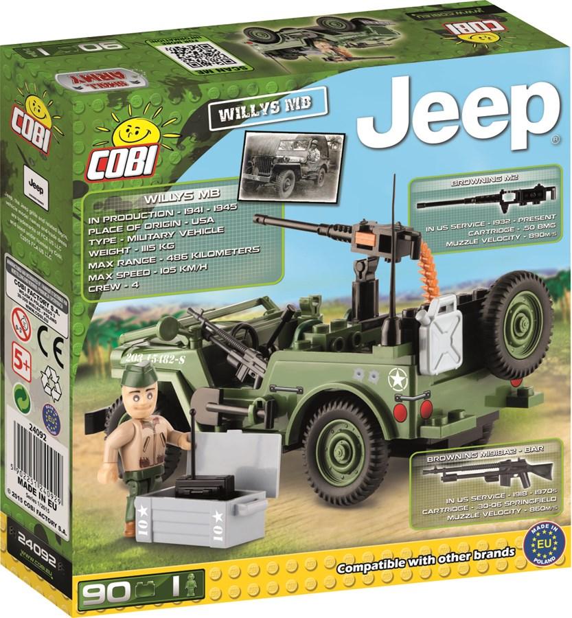 modellbausatz willys jeep cobi baus tze abzeichen sticken. Black Bedroom Furniture Sets. Home Design Ideas