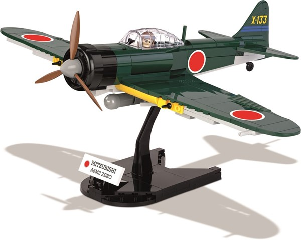 Photo de Mitsubishi AM 3 Zero Cobi jeu de construction