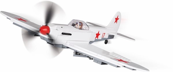 Picture of Cobi Yakovlev YAK-1 WWII Baustein Set