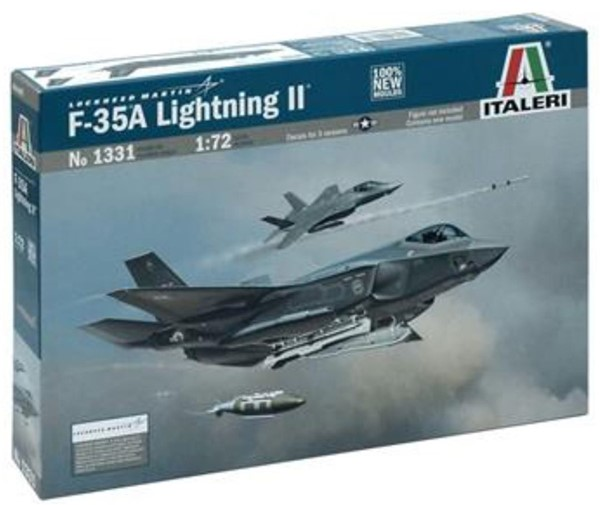 Photo de F-35 A Lightning II Plastikbausatz 1:72