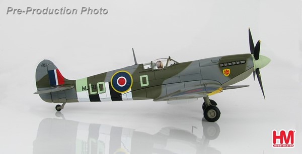 Picture of Spitfire MK IVc 602 Sqn., RAF, France, June/July 1944