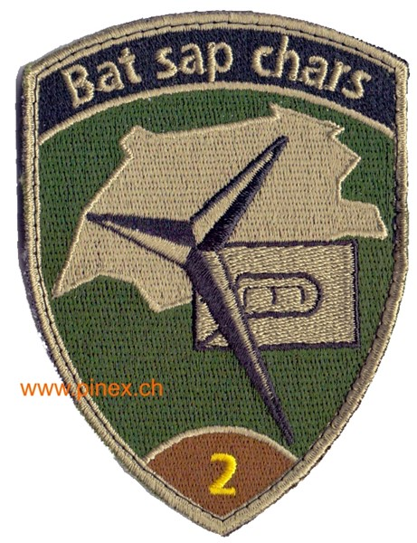 Photo de Bat sap chars 2 braun avec Velcro