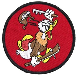 Bild von Flying Duck Pilot Fun Patch