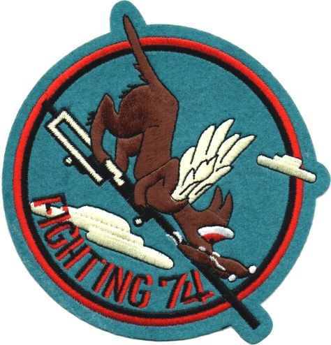 Picture of VF- 74 Be-Devilers US Navy Staffelabzeichen