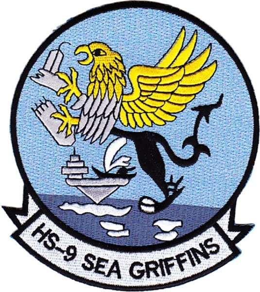 Photo de HS-9 Sea Griffins Anti U-Boot Helikopterstaffel blau