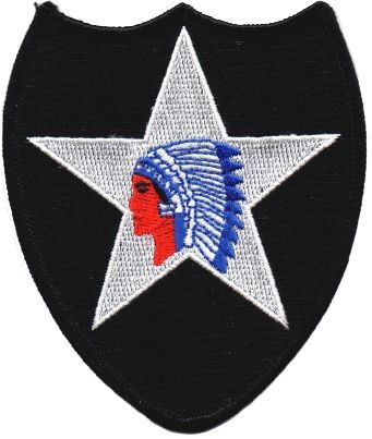 Picture of 2nd Infantry Division Abzeichen