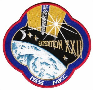 Picture of ISS Missionbadges 22 Raumstation Abzeichen
