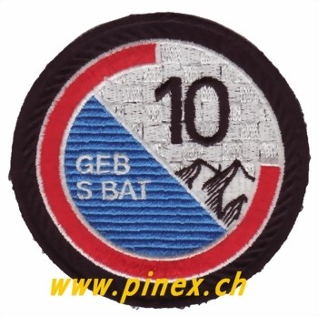 Photo de Geb S Bat 10 schwarz