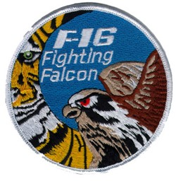 Bild von F16 Fighting Falcon Tiger Squadron