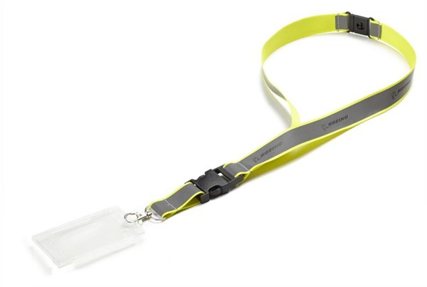 Photo de Boeing Neon Lanyard