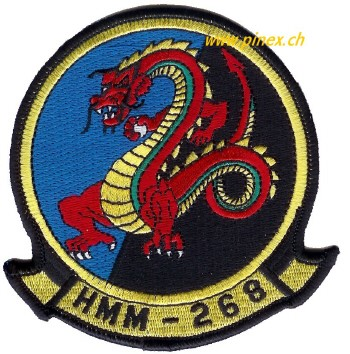 Photo de HMM-268 Dragon Patch