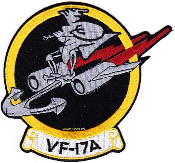 Picture of VF-17A US Navy Staffel Abzeichen