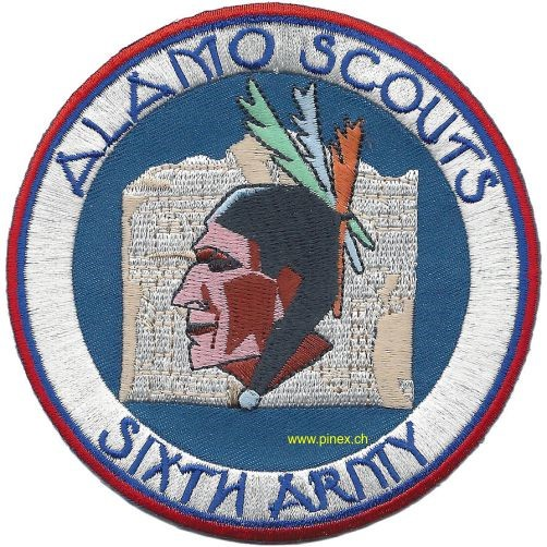 Picture of Sixth Army Alamo Scouts Abzeichen WW2