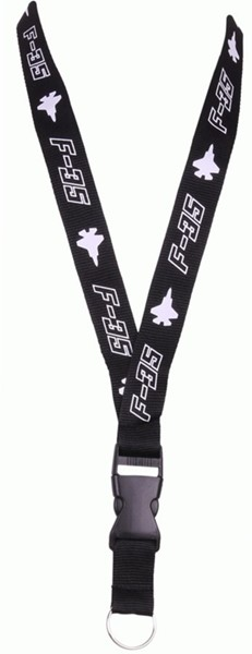 Picture of F-35 Lightning Lanyard Schlüsselband
