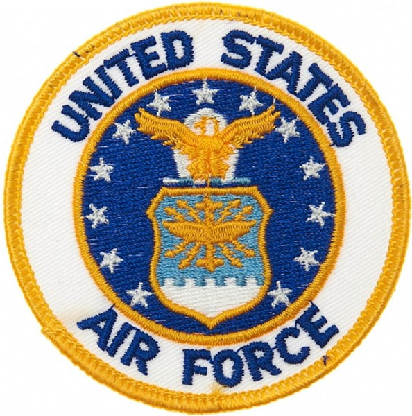 Photo de United States Air Force Emblem Abzeichen