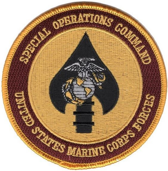 Bild von U.S. Marine Corps Forces Special Operations Command Abzeichen Patch