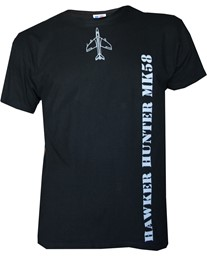 Photo de Hawker Hunter T-Shirt bedruckt