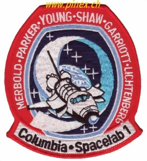 Photo de STS 9 Space Shuttle Columbia Missions Patch