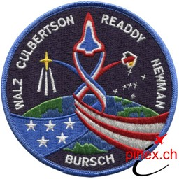 Photo de STS 51 Space Shuttle Discovery Badge Abzeichen