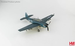 "Bild von Grumman TFB-1C Avenger Metallmodell 1:72 ""The Battle of Leyte"" 1944 Hobby Master"