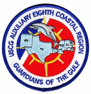 Photo de USCG US Coast Guard Guradians of the Gulf Auxiliary Eight Coastal Region