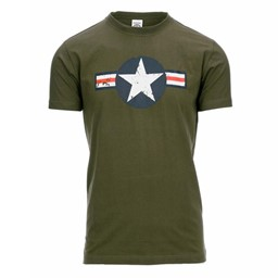 Photo de US Air Force T-Shirt grün