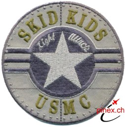 Bild von United States Marine Corps SKID KIDS Light Attack Abzeichen Patch