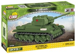 Bild von T34-85 Panzer Historical Collection 2702 WW2 Baustein Set