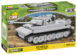 Bild von Cobi 2703 Panzer VI Tiger Historical Collection