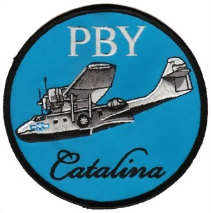 Photo de Catalina PBY Abzeichen Emblem  100mm